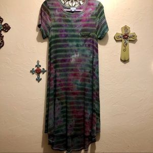 Customer Ice Tie Dyed Carly L